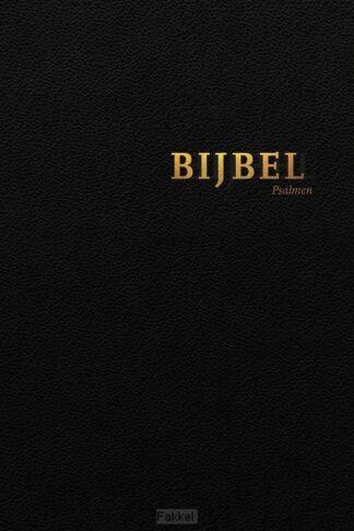 product afbeelding voor: Bijbel HSV psalmen index zwart 12x18cm