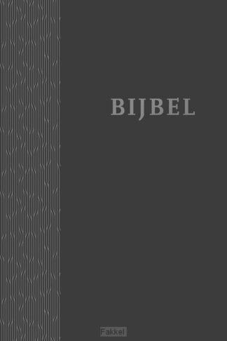 product afbeelding voor: Bijbel HSV antraciet 12x18cm