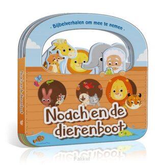 product afbeelding voor: Noach en de dierenboot