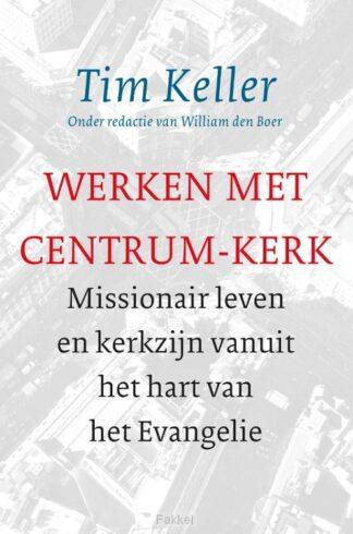 product afbeelding voor: Werken met Centrum-Kerk