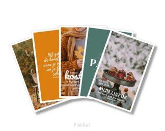 product afbeelding voor: Zegenkaartjes in doosje