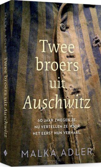 product afbeelding voor: Twee broers uit auschwitz