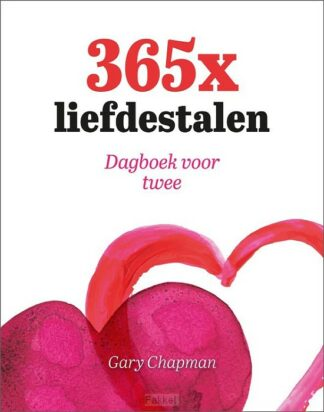 product afbeelding voor: 365x liefdestalen dagboek