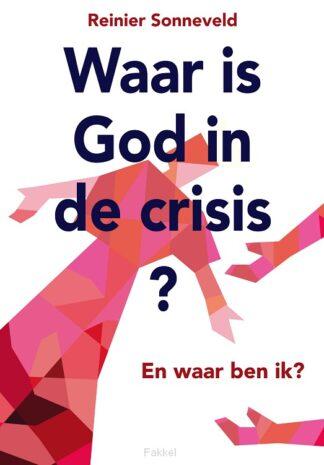 product afbeelding voor: Waar is God in de crisis