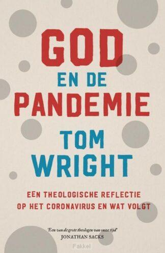 product afbeelding voor: God en de pandemie