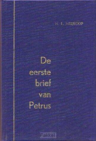 product afbeelding voor: Eerste brief van Petrus