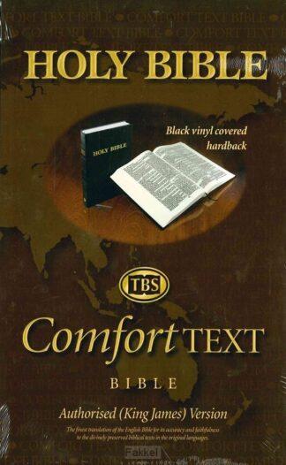 product afbeelding voor: Engelse gezinsbijbel KJV 16x25
